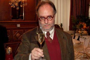 Edoardo Raspelli (Foto Imagoeconomica)