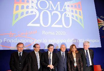 Roma Città Olimpica 2020