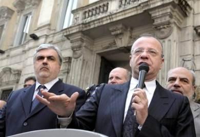 Gianfranco Rotondi (Imagoeconomica)