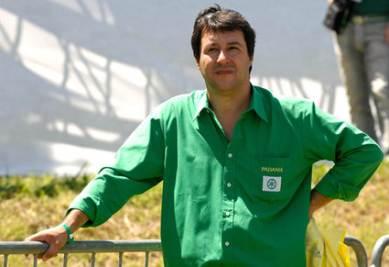 Matteo Salvini, esponente della Lega Nord (Imagoeconomica)