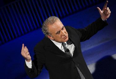Michele Santoro (Foto Imagoeconomica)