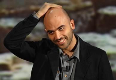 Roberto Saviano (Foto Imagoeconomica)