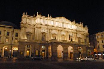 Teatro Alla Scala di Milano (Imagoeconomica)