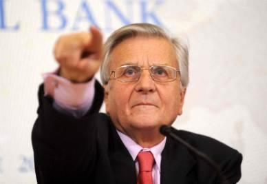 Jean Ckaude Trichet (Imagoeconomica)