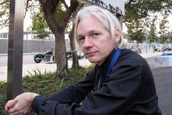 Assange, fondatore del sito Wikileaks