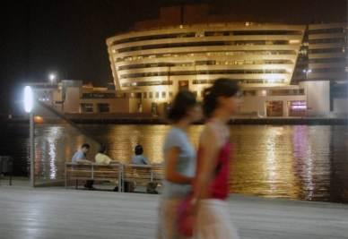 Barcellona, rambla de mar (Imagoeconomica)