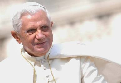 Benedetto XVI (Imagoeconomica)