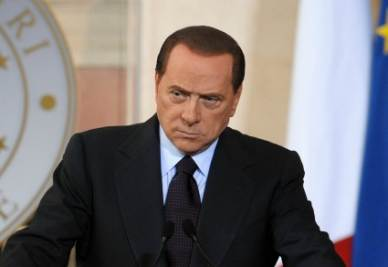 Silvio Berlusconi (Foto Imagoeconomica)