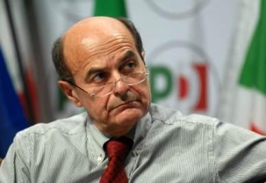 Il segretario del Pd, Pier Luigi Bersani (Imagoeconomica)