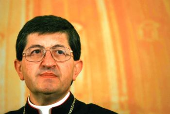 Mons. Giuseppe Betori (Imagoeconomica)