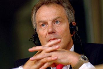 Tony Blair (Imagoeconomica)