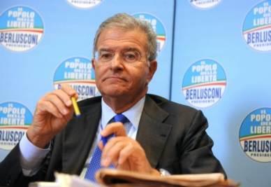 Fabrizio Cicchitto (Foto Imagoeconomica)