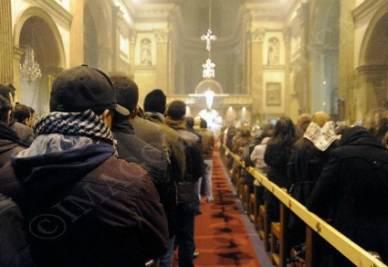 Messa in Egitto (Imagoeconomica)