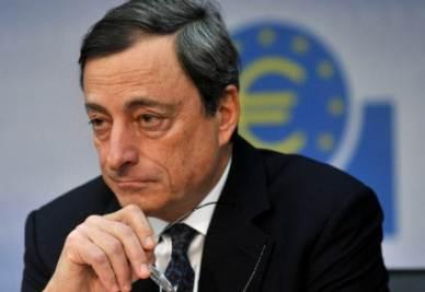 Mario Draghi (Foto Imagoeconomica)