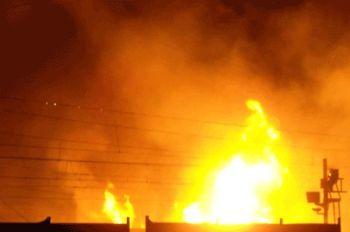 Una esplosione del gas a Philadelphia provoca un morto
