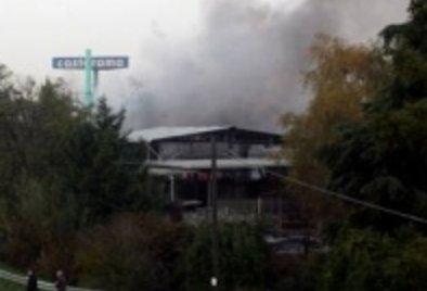 L'esplosione alla fabbrica di Paderno Dugnano