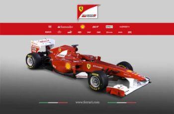 La nuova Ferrari F150, foto Ansa