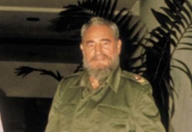 Fidel Castro (Foto: IMAGOECONOMICA)