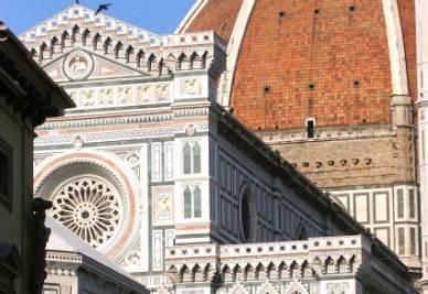 Firenze, particolare (Imagoeconomica)