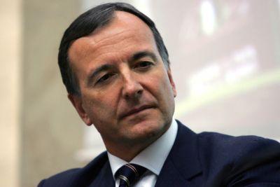 Il ministro degli Esteri Franco Frattini (Imagoeconomica)