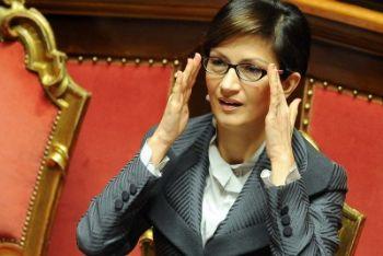 Maria Stella Gelmini (Foto: IMAGOECONOMICA)