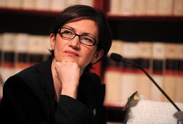 Mariastella Gelmini (Imagoeconomica)
