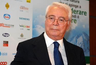 Cesare Geronzi (Imagoeconomica)