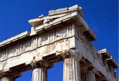 Atene, il Partenone (Imagoeconomica)