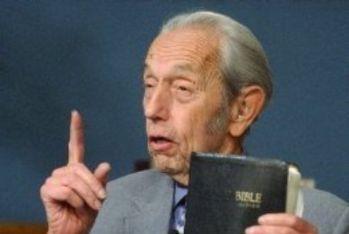 Il predicatore Harold Camping