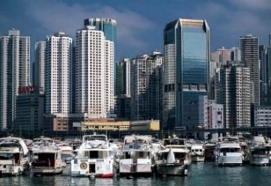 Una veduta di Hong Kong (Imagoeconomica)