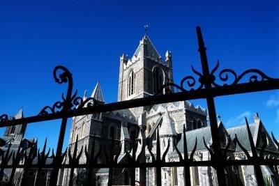 Bram Stoker è nato a Clontarf, nei pressi di Dublino (Imagoeconomica)