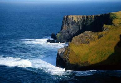 Irlanda, scogliere (Imagoeconomica)