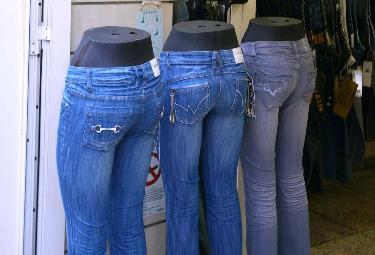 I jeans (Foto: Imagoeconomica)