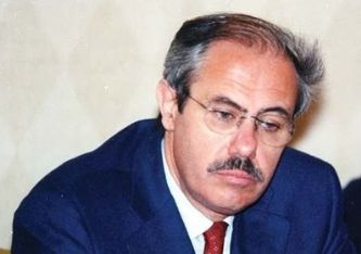 Il presidente della regione Sicilia Lombardo