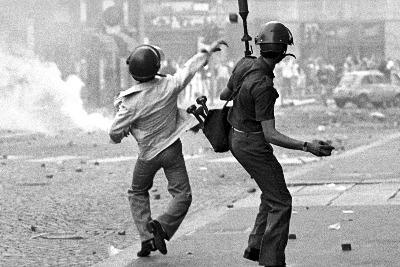 Autonomi in piazza negli anni 70. Chi c'è dietro? (Imagoeconomica)