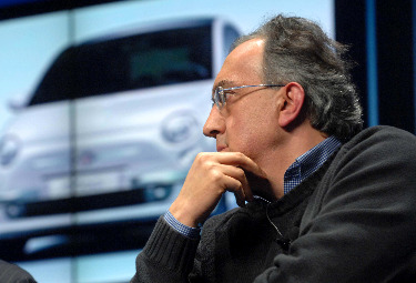 Sergio Marchionne (Imagoeconomica)