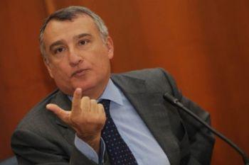 L'ex governatore del Lazio, Marrazzo