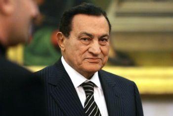 Il presidente egiziano Mubarak, foto Imagoeconomica