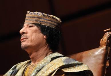 Muhammar Gheddafi (Imagoeconomica)