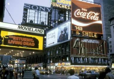 New York, Time Square (Imagoeconomica)