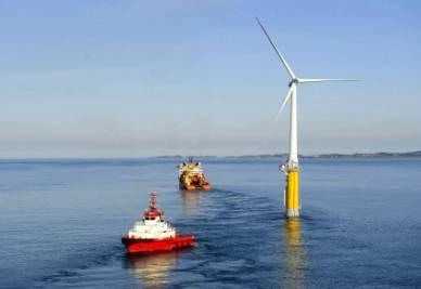 Una pala eolica (Foto: IMAGOECONOMICA)
