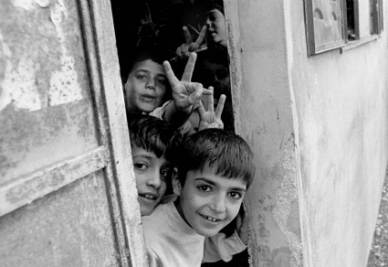 Children in Nablus   (photo Imagoeconomica)