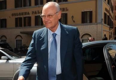 Alfonso Quaranta, presidente della Consulta (Imagoeconomica)