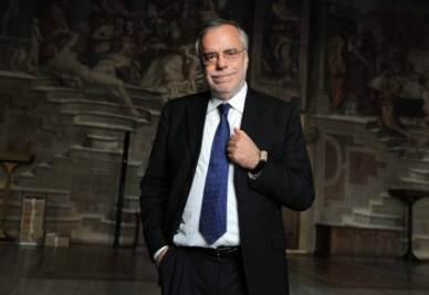 Andrea Riccardi (Foto Imagoeconomica)