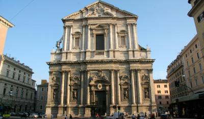 CHIESE DI ROMA/ E riappare l'«angelone» di Sant'Andrea della Valle