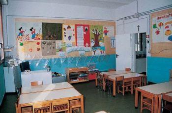 L'immagine di un asilo