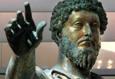 Statua di Marco Aurelio (Imagoeconomica)