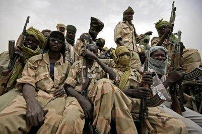 Soldati dell'esercito sudanese