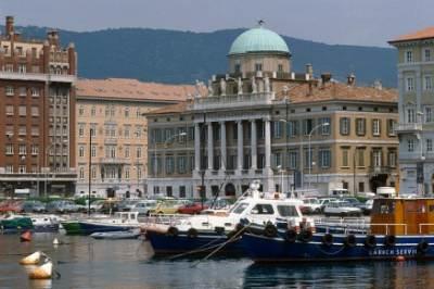 Joyce stette per più di 10 anni a Trieste (Imagoeconomica)