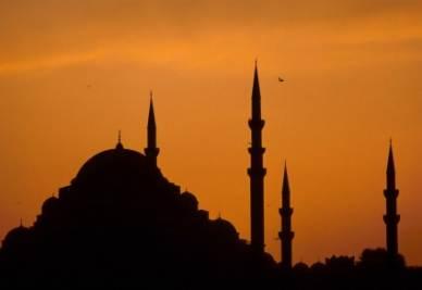 Istanbul, la Moschea azzurra (Imagoeconomica)